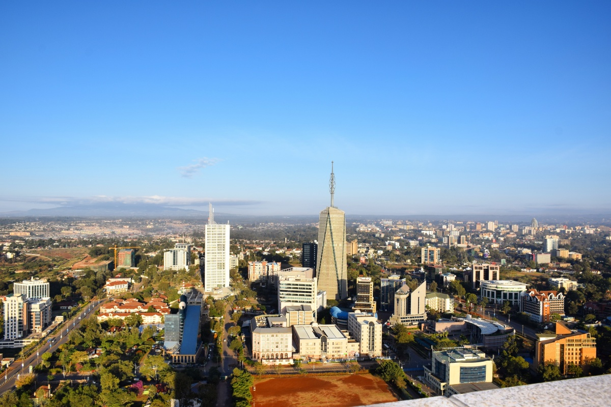 Nairobi IG Tour and Pub Crawl Experience by TurnUp Travel